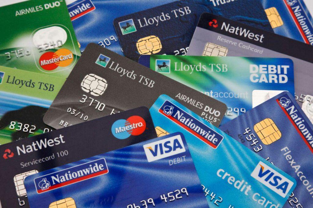 карты зарубежных банков